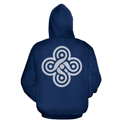 Image of Celtic Lion Zip Hoodie| Men & Women | Clothing