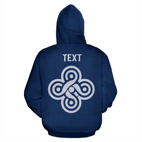 Image of Custom - Celtic Lion Pullover Hoodie | Clothing | Love Scotland