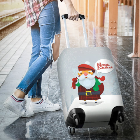 Nollaig Chridheil - Luggage Covers | Special Custom Design