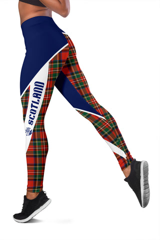 Image of Scotland Active 2nd Leggings