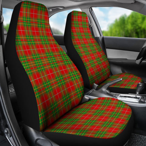 Burnett Ancient Tartan Car Seat Covers