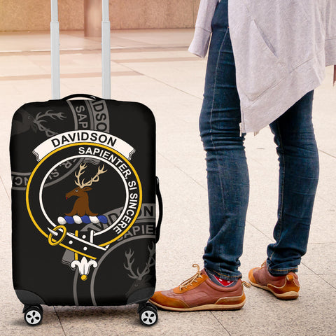 Davidson Crest Scotland Luggage Covers | Overs 300 clans