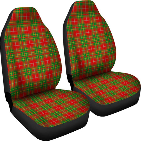 Burnett Ancient Tartan Car Seat Covers | Scottish Clans
