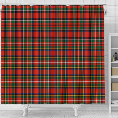 Tartan Shower Curtain |Hot Sale| 1stscotland