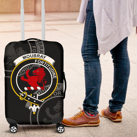 Moubray Crest Scotland Luggage Covers | Overs 300 clans