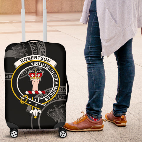 Robertson Crest Scotland Luggage Covers | Overs 300 clans