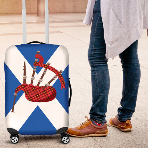 Scottish Bagpipe Luggage Cover | HOT sale