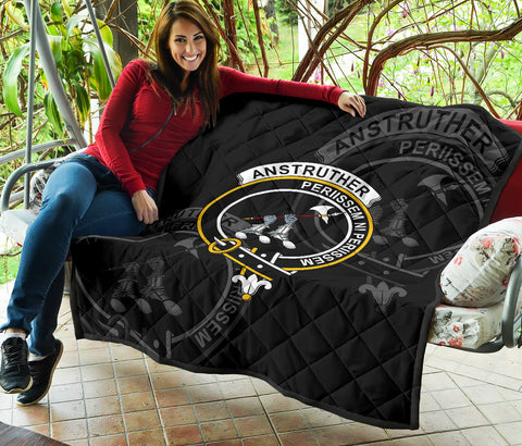 Anstruther Quilt - Premium Quality A7