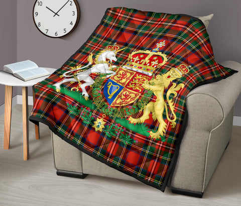 Scotland Royal Premium Quilt