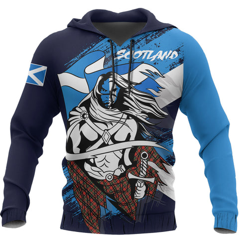 Image of Scottish Warrior Pullover Hoodie
