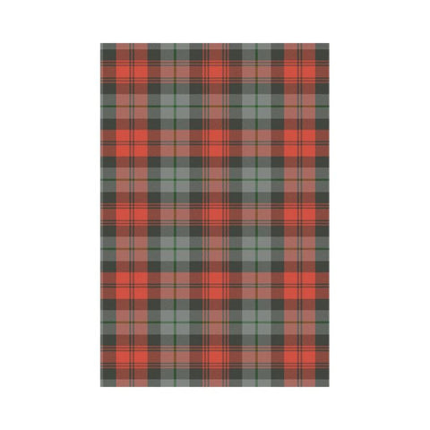 Maclachlan Weathered Tartan Flag A9 |Home Decor| 1stScotlands