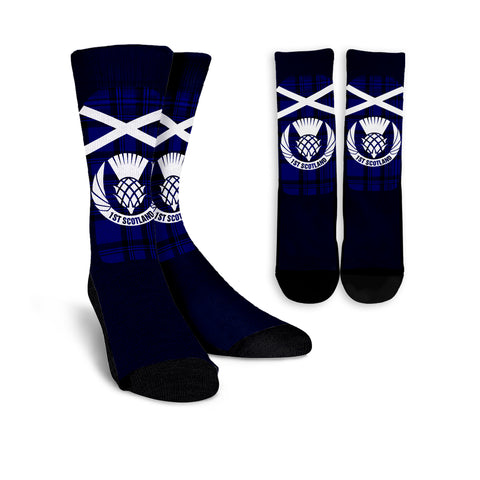 1stScotland Crew Sock Gift For You