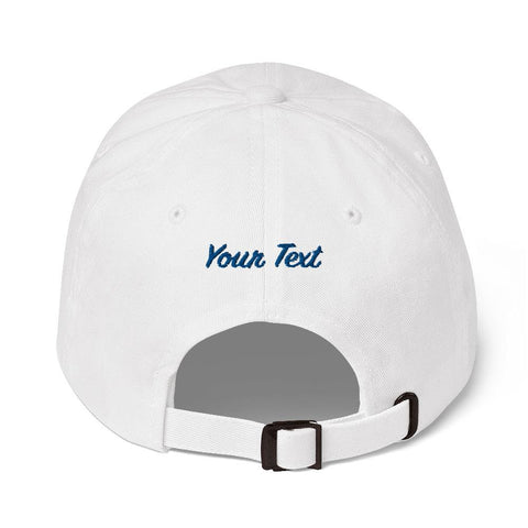 Image of Scotland Dad Hat Lion Personal Signature A02
