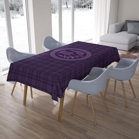 Scotland Tablecloth - Purple Thistle | HOT Sale
