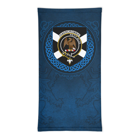Custom Clan Crest Scottish Lion Celtic Scotland Neck Gaiter | Love Scotland