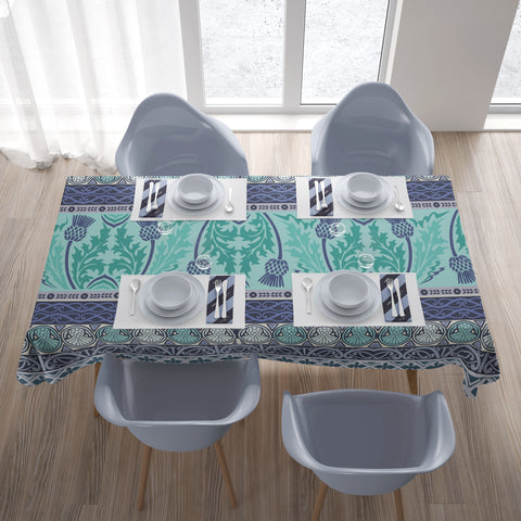 Thistle Vintage - Scotland Tablecloth | HOT Sale