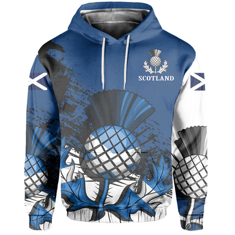 Custom - Scotland Pullover Hoodie Special Version