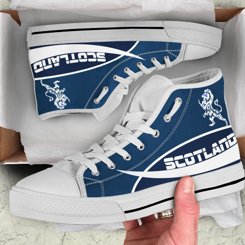 Image of Scotland Active High Top Shoes
