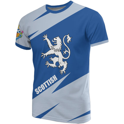 Image of Scottish Lion Light T-Shirt | Love Scotland