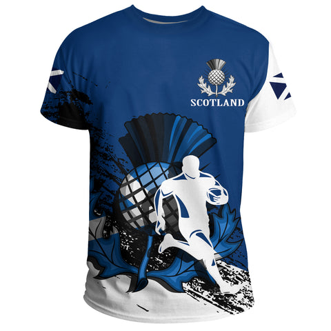 Scotland T-Shirt Rugby - Special A7