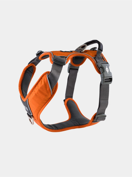 DOG-Copenhagen-harnais-comfort-walk-Pro-pour-chien-resistant-orange
