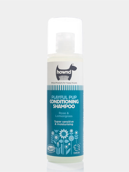 Hownd-shampoing-naturel-pour-chiot-chien-sensible-playfull-pup