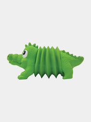 Outward-hound-jouet-latex-accordionz-pour-chien-crocodile
