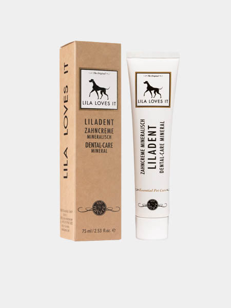 Lila loves it dentifrice naturel pour chien et chat