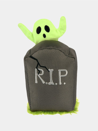 pet-play-peluche-chien-halloween-tombe-fantome