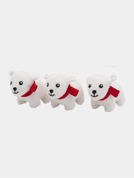 zippy-paws-peluche-pour-chien-igloo-ours-polaire