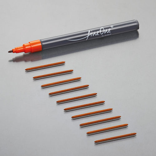 Replacement Fineliner Nibs, 0.8 mm - Drawn In