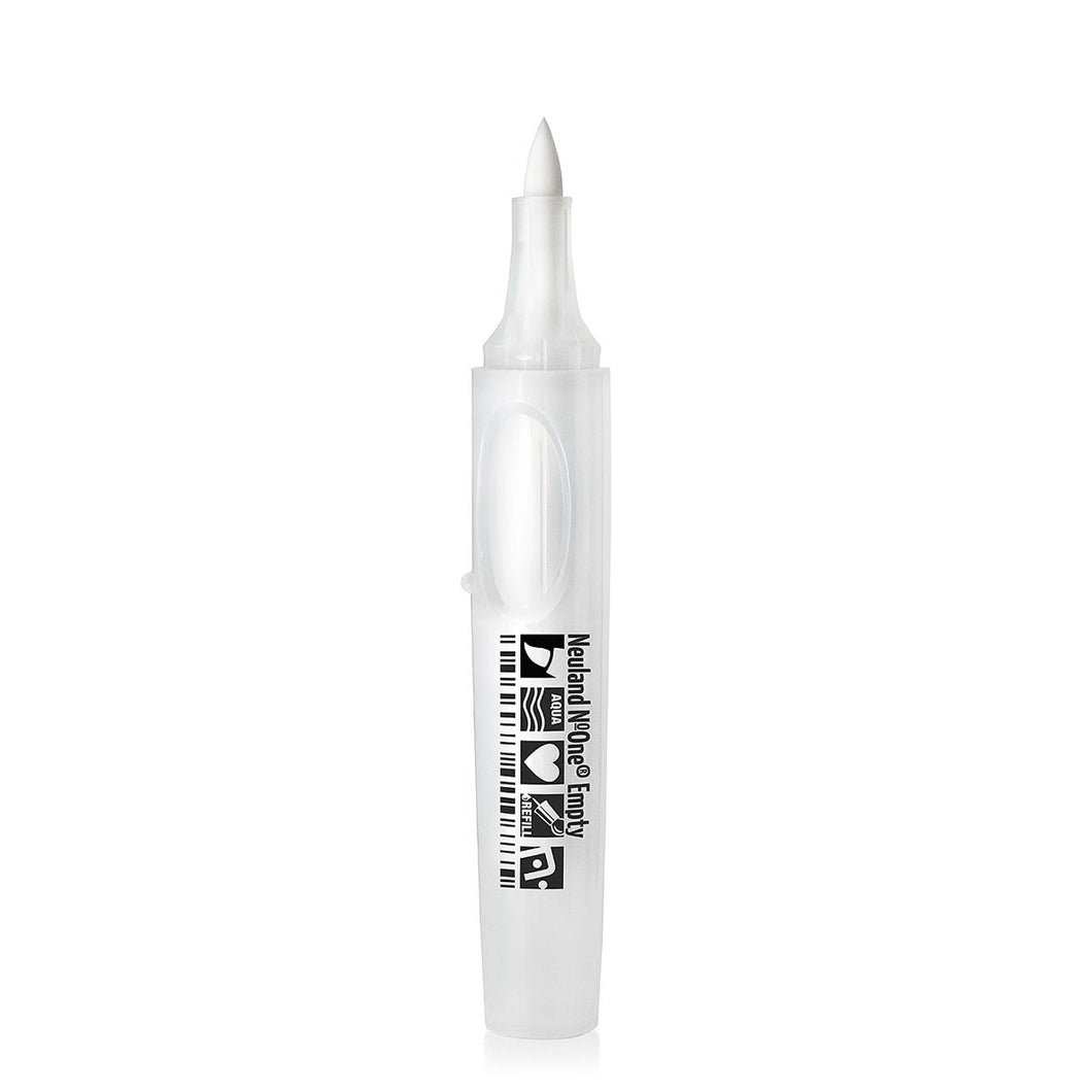 Neuland No.One® Art, brush nib, 0.5-7 mm, empty - Drawn In
