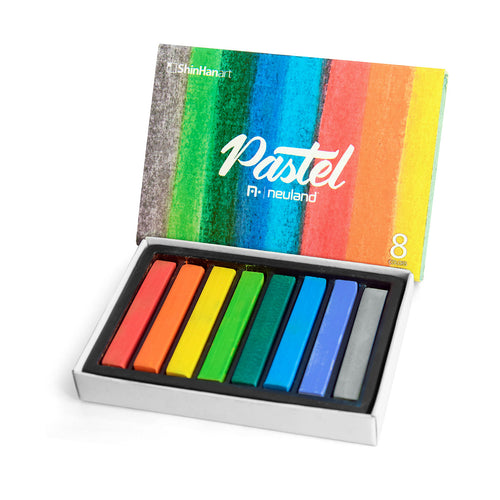 Chalk Pastels - assortment - Drawn In