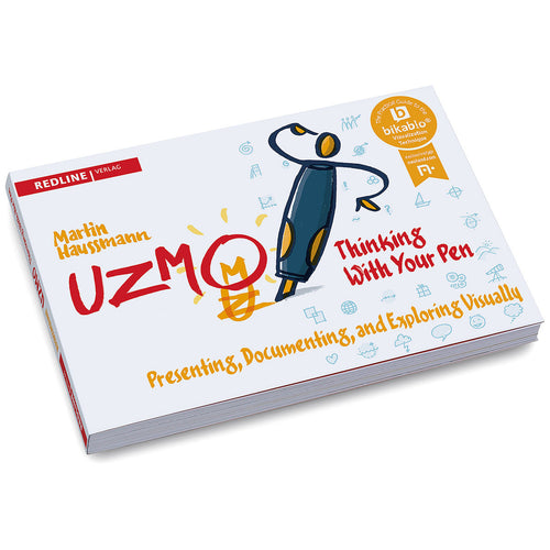 UZMO – Thinking With Your Pen - Drawn In