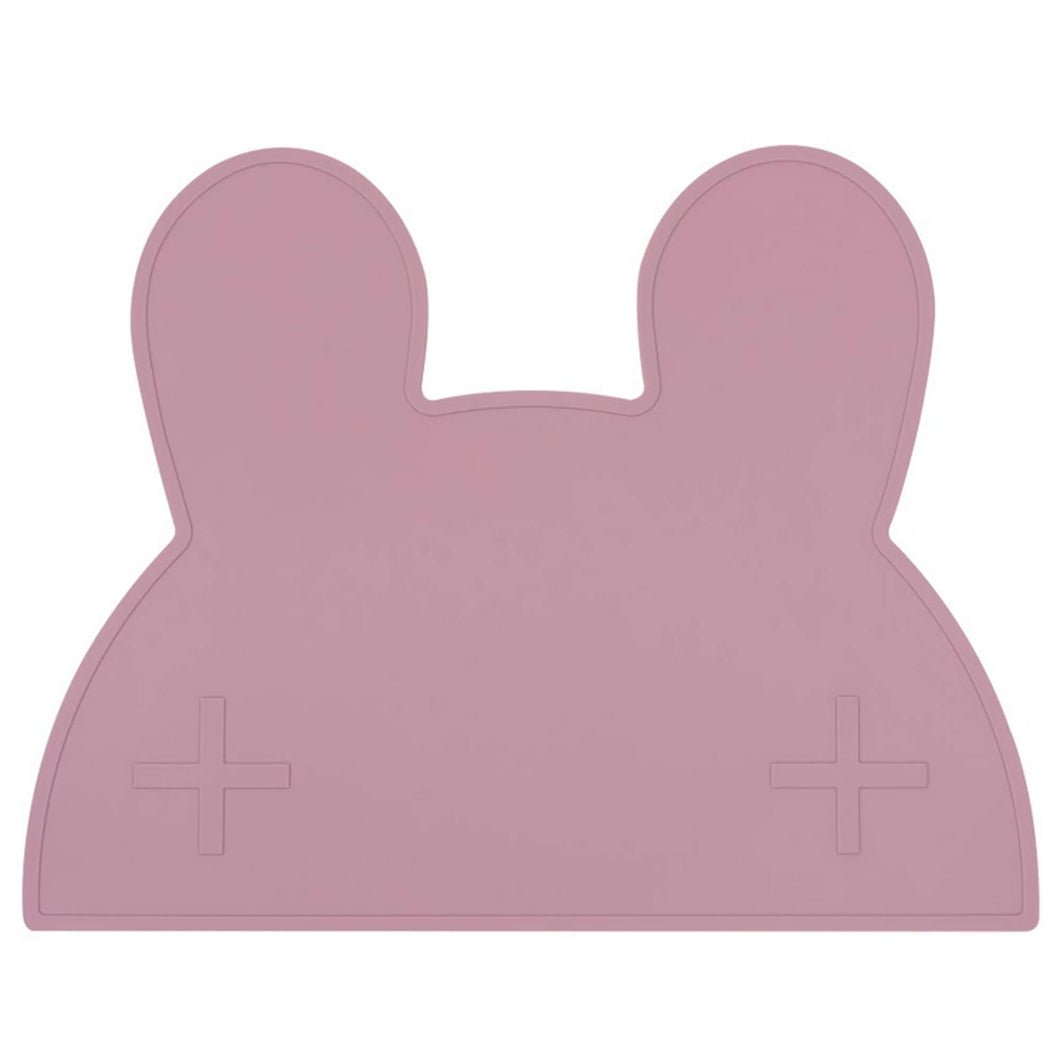 Silikon Tischset dusty rose bunny