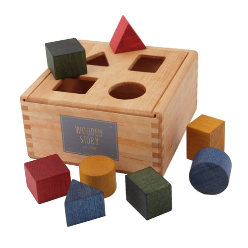 Woodenstory Sortierbox (FSC)