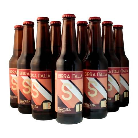 12 Siracusa Scottish Ale
