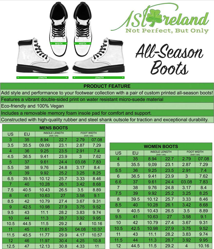 ALL-SEASON BOOTS | 1stireland.com