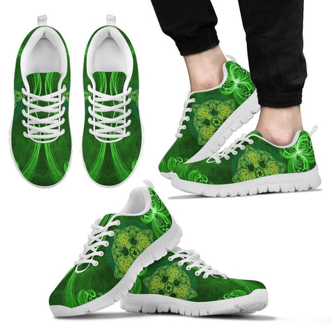 Celtic Shamrock (Men'S / Women'S) Sneaker Ver.2