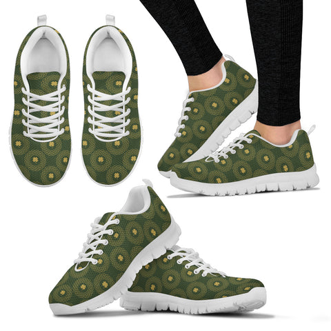 Ireland Sneakers Celtic Clover