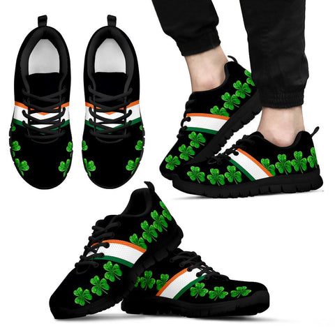 Image of Ireland Shamrock Sneakers 06 | 1stireland.com