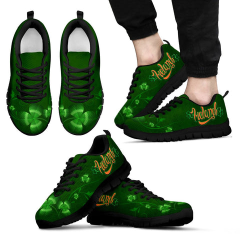 Ireland Shoes- Irish Shamrock Sneakers | 1stireland.com