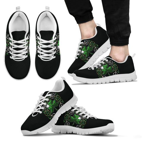 Image of Mystery Celtic Shamrock Sneakers