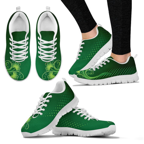 Ireland Shamrock Sneakers | 1stireland.com