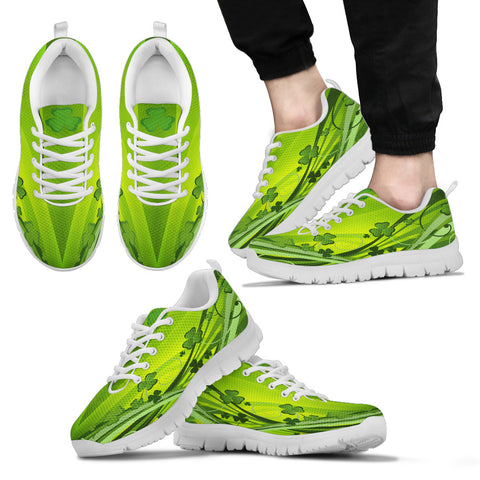 Shamrock Shoes Waves Of Shamrock Sneakers For Men