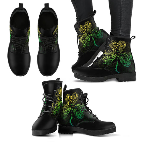 Light Shamrock Ireland Boots K5