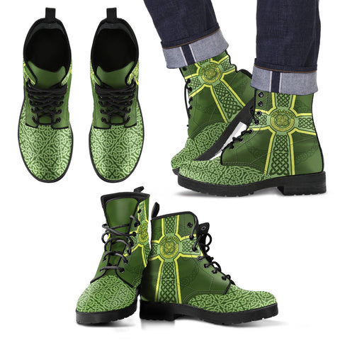 Irish Celtic Boots for Men