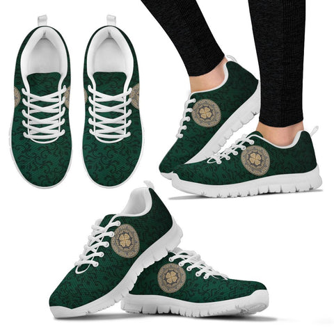 Ireland Sneaker Shamrock and Celtic