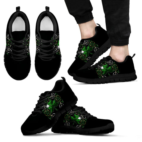Mystery Celtic Shamrock Sneakers | 1stireland.com