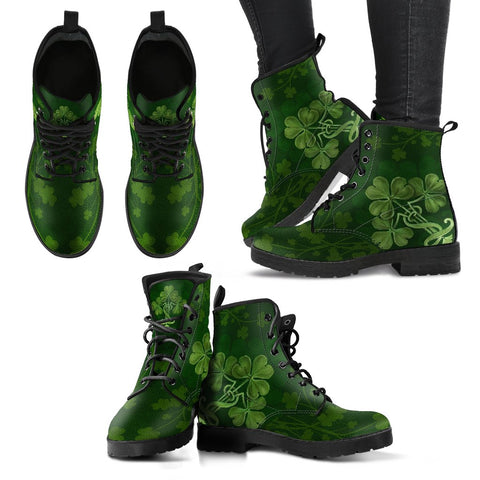Image of  Ireland boots, shamrock boots, boots online, online shopping